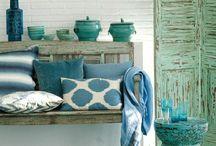 Indoor / Tous les intérieurs magnifiques, somptueux, simples, désuets...