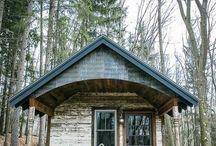 Maisons / Toutes les maisons, fermettes, en bois, design, demeures...