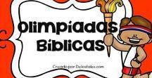 Olimpíadas bíblicas