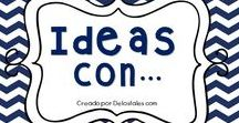 Ideas con corcho