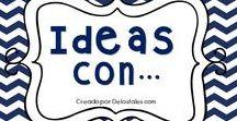 Ideas con corcho