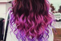 ombre haircolour