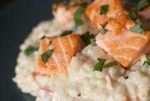 Food: risotto + cereali