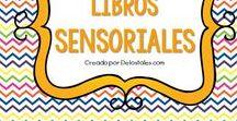 Libros sensoriales