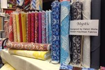 Mystic & Morocco / Fabric Design and Inspiration / by Stitchin Post