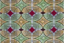 Wax / Tissus africains