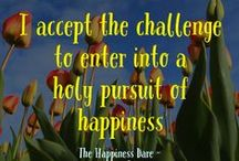 """""""The Happiness Dare"""" / Book by Jennifer Dukes Lee -The Happiness Dare"""