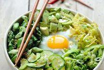 Avec des courgettes / Des idées de recettes pour cuisiner les courgettes bio de votre panier à toutes les sauces!