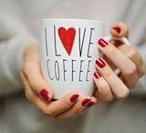 my love the coffee