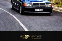 Vintage Car Importers Showroom Cars / Visit our showroom for more classic car investments #ClassicCars #VintageCars
