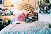Dream Bedroom / Bedrooms and stuff. / by carlie crayton ⛺️