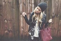 Fashion / #fashion #style #street #grunge #clothing  / by S I R A