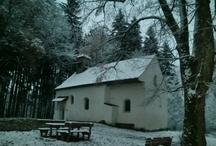 Haunted Churches & Chapels