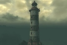 Haunted & Spooky Lighthouses
