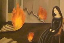 Dark Art / Dark Art & Poetry: Dark illustrations, dark paintings & more dark art