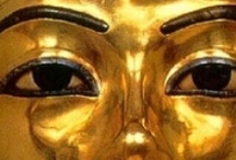 Glories of Egypt / I think I was born knowing about ancient Egypt...and no, I don't think I was a Queen or a Pharoah!  My thoughts run more to a Priestess of the Goddess.... / by K. Lang