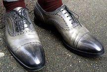 Zapato de caballero / by Luis Gutiérrez