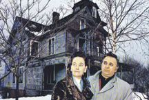 Ed & Lorraine Warren / Investigations of Ed Warren and his wife, clairvoyant Lorraine Warren - the first ghost hunters of America.