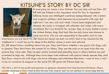 Kitsune - Adopted! / Kitsune was scheduled to be put to sleep on 12/21 if she was not pulled by a rescue. Please share her story and help us fund her recovery.