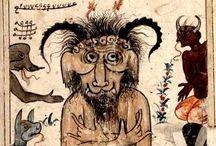 Bestiarium / Creatures, Monsters & Cryptozoology