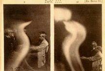 Spirit Photography / Victorian Spirit Photography