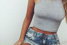 summer style / by chloe ✨