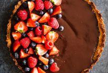 Kager og søde sager / Livet er kort Spis desserten først