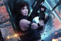 OtherWorld / Cyberpunk