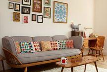 Interieur styling en decoratie / Interieur, woonaccessoires, wooninspiratie, Home deco