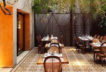 Patio tuin- ideeën en decoratie / Outdoor living