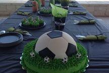 Voetbal feest
