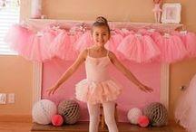 Ballerina feest