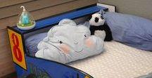 Baby room ideas / Des idées de décorations, d'aménagement et DIY pour une chambre de bébé ou d'enfants.