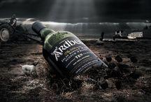 Whisky Distilleries / Bildsammlung diverser Whisky Destillerien.