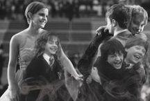 Harry Potter -always- / by dwrafi