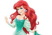 They make our childhood more colorful. / We were dreaming to be like them, to have such hair and eyes, dresses. It's our emotions and pure love. #luxurioushair #disneyprincess #wow #cartoon