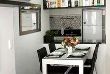 TCC Apartamento Solteiro / Idéias para um apartamento pequeno de um homem solteiro e cheio de personalidade
