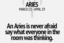 Aries-Aquarius.