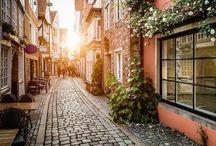 ♡♥The most amazing places to visit ♥♡ / Borghi medievali, cittá metropolitane , fantastici paesaggi.