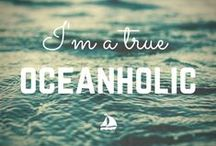 Ocean Quotes / Words of wisdom that inspire our blue minds