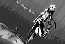 D.Gray Man / May contain spoilers