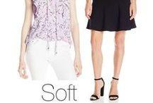 Summer / Summer Seasonal color analysis // Summer color palettes, Summer fashion, Light Summer, Cool Summer, Soft Summer