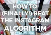 Social Media / Instagram, Pinterest, Twitter, Facebook