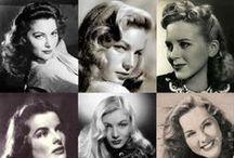 Vintage Hair / Inspiration for fantastic vintage hairstyles
