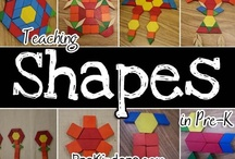 ♥ Learning ♦ Shapes ❂ / by Lisa  @ Back2SimpleLife Farms