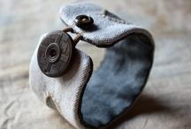 cuffs & wristwarmers etc / by Cecilia