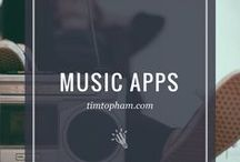 Music Apps / My favourite recommendations for like-minded piano & music teachers eager to introduce these apps to their teaching studio.