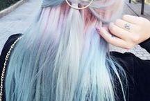 Hair. / Pretty hairstyles.