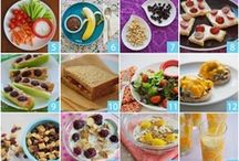 Food Ideas for the Little Ones.