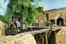toys trains and models / by Jeff Herter